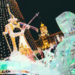 Новый год 2014 в Екатеринбурге, фото 50