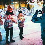 Новый год 2014 в Екатеринбурге, фото 66