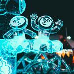 Новый год 2014 в Екатеринбурге, фото 76