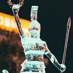 Новый год 2014 в Екатеринбурге, фото 78