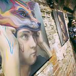 Открытие галереи уличного искусства «Свитер», фото 70