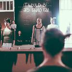 Лаборатория перформанса «Что (может делать тело), если...?» в Екатеринбурге, фото 4