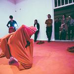 Лаборатория перформанса «Что (может делать тело), если...?» в Екатеринбурге, фото 14