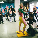 Международный фестиваль бодиарта в Екатеринбурге, фото 1