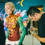 Международный фестиваль бодиарта в Екатеринбурге, фото 8