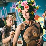 Международный фестиваль бодиарта в Екатеринбурге, фото 13