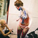 Международный фестиваль бодиарта в Екатеринбурге, фото 16