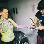 Международный фестиваль бодиарта в Екатеринбурге, фото 19