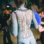 Международный фестиваль бодиарта в Екатеринбурге, фото 32