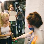 Международный фестиваль бодиарта в Екатеринбурге, фото 37