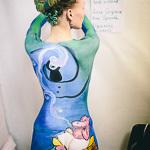 Международный фестиваль бодиарта в Екатеринбурге, фото 71