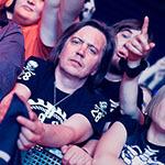 Концерт группы W.A.S.P. в Екатеринбурге, фото 48