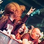 Концерт группы W.A.S.P. в Екатеринбурге, фото 50