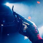 Концерт группы W.A.S.P. в Екатеринбурге, фото 55