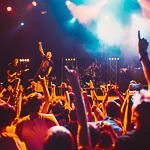 Концерт группы The Used в Екатеринбурге, фото 34