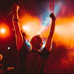 Концерт группы The Used в Екатеринбурге, фото 45