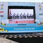 Фестиваль болельщиков FIFA 2014 в Екатеринбурге, фото 4