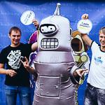 День рождения «Екабу» и конкурс мокрых маек в Екатеринбурге, фото 28