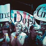 Концерт группы Three Days Grace в Екатеринбурге, фото 1