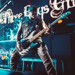 Концерт группы Three Days Grace в Екатеринбурге, фото 4