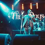 Концерт группы Three Days Grace в Екатеринбурге, фото 6