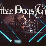 Концерт группы Three Days Grace в Екатеринбурге, фото 9