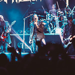 Концерт группы Three Days Grace в Екатеринбурге, фото 12