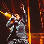Концерт группы Three Days Grace в Екатеринбурге, фото 22