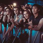 Концерт группы Three Days Grace в Екатеринбурге, фото 25