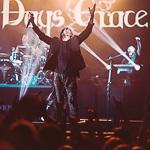 Концерт группы Three Days Grace в Екатеринбурге, фото 27