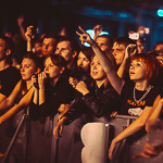 Концерт группы Three Days Grace в Екатеринбурге, фото 30