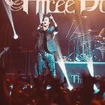 Концерт группы Three Days Grace в Екатеринбурге, фото 39
