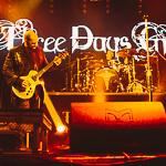 Концерт группы Three Days Grace в Екатеринбурге, фото 42