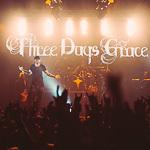 Концерт группы Three Days Grace в Екатеринбурге, фото 43