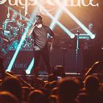 Концерт группы Three Days Grace в Екатеринбурге, фото 45