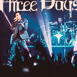 Концерт группы Three Days Grace в Екатеринбурге, фото 48
