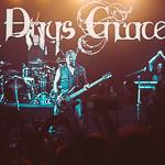 Концерт группы Three Days Grace в Екатеринбурге, фото 60