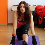 Конкурс «Мисс pogazam.ru 2014»: день спорта, фото 13