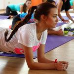 Конкурс «Мисс pogazam.ru 2014»: день спорта, фото 18