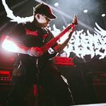 Концерт Cannibal Corpse в Екатеринбурге, фото 6