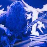 Концерт Cannibal Corpse в Екатеринбурге, фото 14