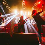 Концерт Cannibal Corpse в Екатеринбурге, фото 20