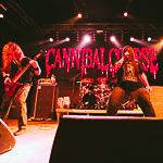Концерт Cannibal Corpse в Екатеринбурге, фото 22