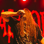 Концерт Cannibal Corpse в Екатеринбурге, фото 23