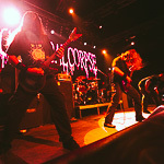 Концерт Cannibal Corpse в Екатеринбурге, фото 25