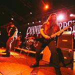 Концерт Cannibal Corpse в Екатеринбурге, фото 30