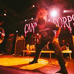 Концерт Cannibal Corpse в Екатеринбурге, фото 38