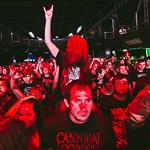 Концерт Cannibal Corpse в Екатеринбурге, фото 44
