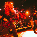 Концерт Cannibal Corpse в Екатеринбурге, фото 45