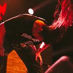 Концерт Cannibal Corpse в Екатеринбурге, фото 47
